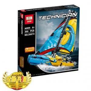 เลโก้จีน LEPIN.20074 ชุด Technic Racing Yacht