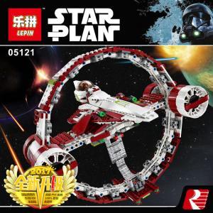 เลโก้จีน LEPIN.05121 ชุด Starwars Jedi Starfighter With Hyperdrive