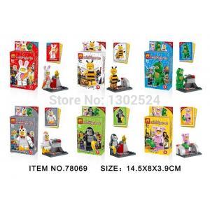 เลโก้จีน LELE78069 มาสคอต