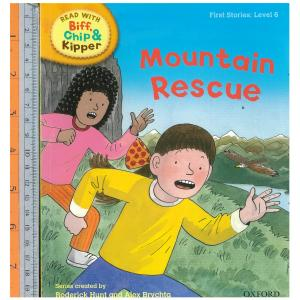 Mountain rescue (first story level 6)