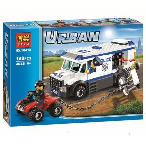 เลโก้จีน Bela 10418 ชุด Urban ตำรวจ