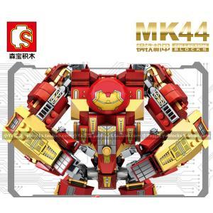เลโก้จีน SY.60030 ชุด Hulk buster MK44