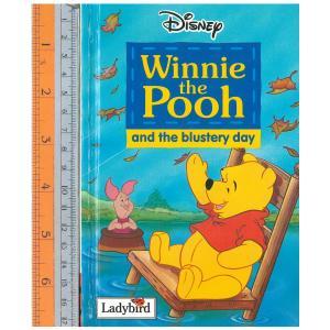 winne the pooh blustery day -ปกแข็ง