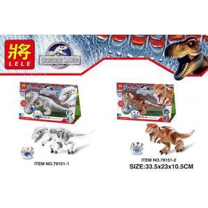 เลโก้จีน LELE 79151 ชุด Jurassic World