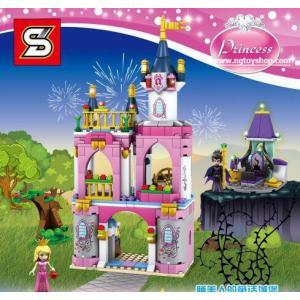เลโก้จีน SY.986 ชุด Sleeping Beauty's Fairytale Castle