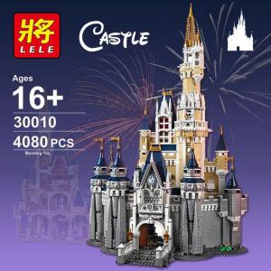 เลโก้จีน LELE.30010 ชุด The Disney Castle