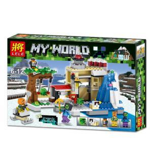 เลโก้จีน LELE.33060 ชุด Minecraft
