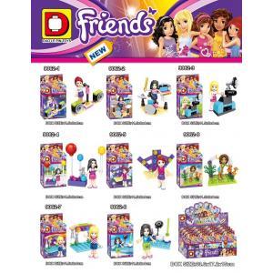 เลโก้จีน DLP.9062 ชุด Friends