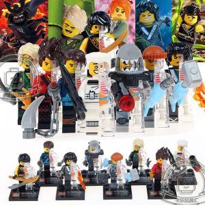 เลโก้จีน SY.676 ชุด Ninja Go Movie