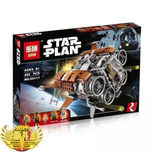 เลโก้จีน LEPIN.05111 ชุด Starwars Jakku Quadjumper