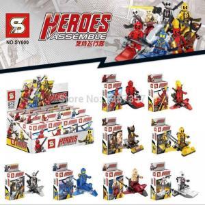 เลโก้จีน SY600 ชุด Deadpool