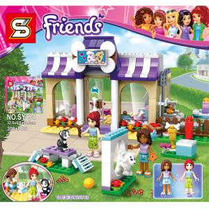 เลโก้จีน SY.834 ชุด Friends