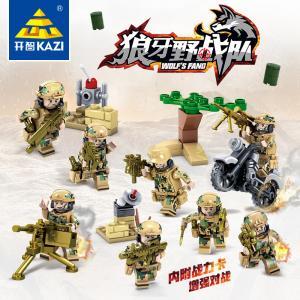 เลโก้จีน KY.82015 ชุด Wolf's Fang