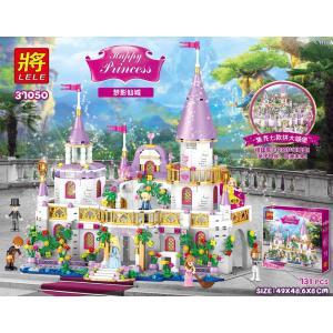 เลโก้จีน LELE.37050 ชุด Happy Princess Castle