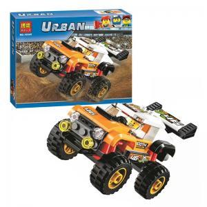 เลโก้จีน Bela.10645 ชุด Urban Stunt Truck