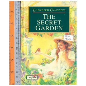 secret garden -ปกแข็ง