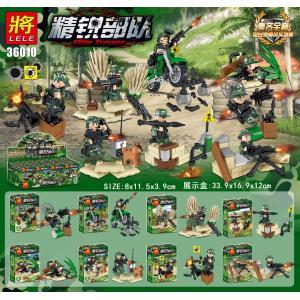 เลโก้จีน LELE.36010 ชุด Elite Troops