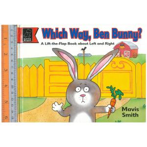 Which way, ben bunny