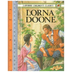 Lorna doone -ปกแข็ง