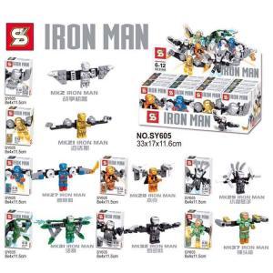 เลโก้จีน SY 605 ชุด Ironman