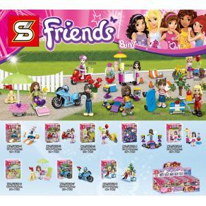 เลโก้จีน SY.628 ชุด Friends
