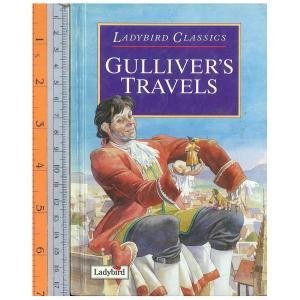 gulliver travels -ปกแข็ง