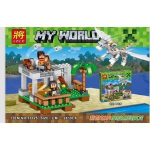 เลโก้จีน LELE.33025 ชุด Minecraft