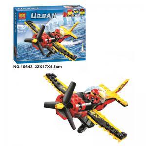 เลโก้จีน Bela.10643 ชุด Urban Race Plane