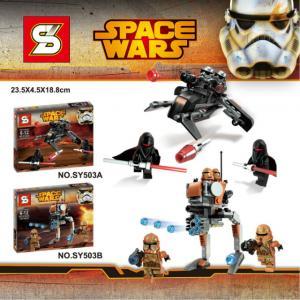 เลโก้จีน SY 503A,SY 503B ชุด Starwars