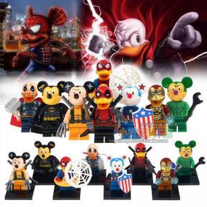 เลโก้จีน SY.670 ชุด Heroes assemble