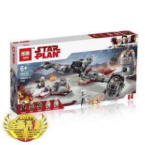 เลโก้จีน LEPIN.05141 ชุด Starwars Defense Of Crait
