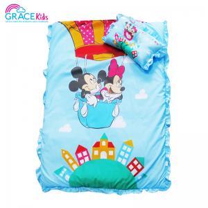 ผ้าห่มพร้อมหมอน Mickey Come Fly ขนาด L