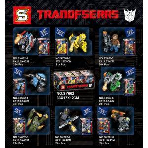 เลโก้จีน SY.662 ชุด Transformers