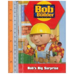 bob big surprise -ปกแข็.