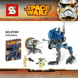 เลโก้จีน SY 501 ชุด Starwars