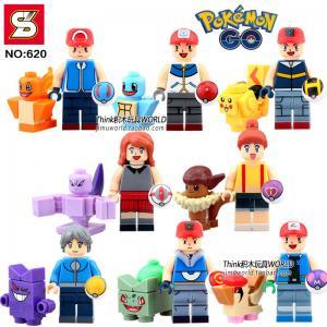 เลโก้จีน SY620 ชุด Pokemon Go