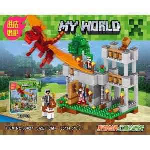 เลโก้จีน LELE.33027 ชุด Minecraft