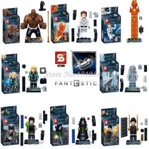 เลโก้จีน SY 288 ชุด super heroes Fantastic4 (2015)