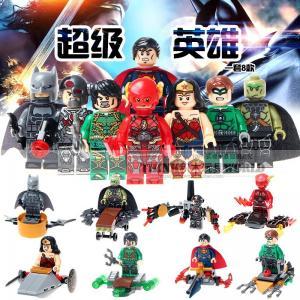 เลโก้จีน SY.657 ชุด Super Heroes