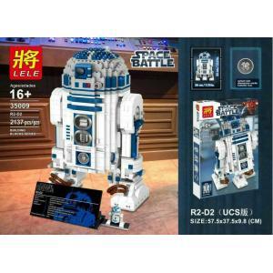 เลโก้จีน LELE 35009 ชุด Starwars UCS R2D2