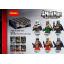 เลโก้จีน Decool.0268-0273 ชุด Batman thumbnail 1