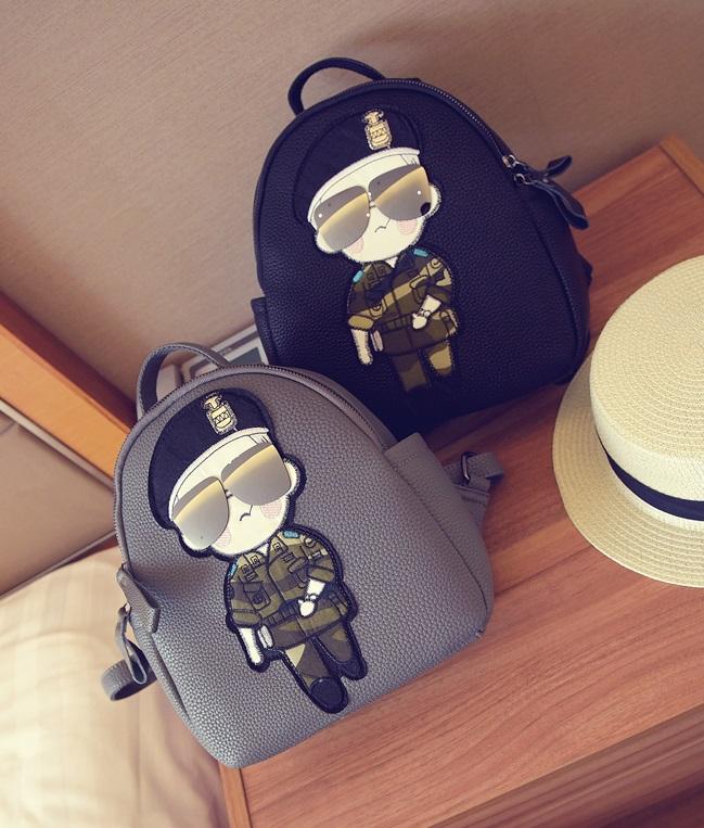 กระเป๋าเป้ Korea Sun (มี 4 สี) กัปตันยู