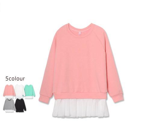 **พรีออเดอร์** เสื้อกันหนาวผู้หญิงแฟชั่นใหม่ แขนยาว แบบเก๋ เท่ห์ / **Preorder** New Fashion Long-sleeved Sweater