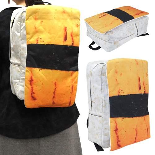 กระเป๋า Sushi Turnover แท้จากญี่ปุ่น (หน้าไข่หวาน)