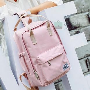 8848 Back pack(กระเป๋าเป้ สะพายหลัง) BA043 สี พาสเทล พิ้งค์ พร้อมส่ง