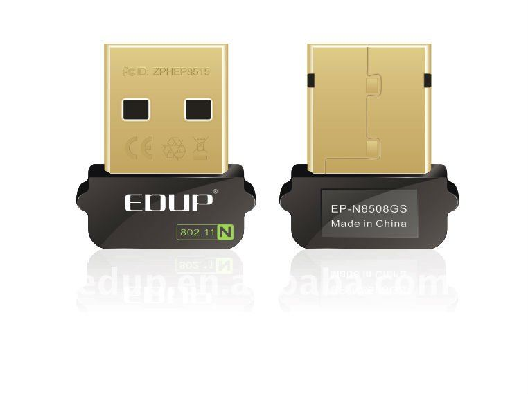 EDUP WIFI USB NANO ADAPTER