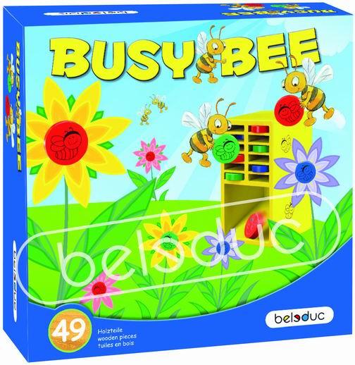BUSY BEE - ผึ้งงานจอมขยัน