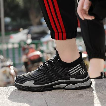 พรีออเดอร์ รองเท้า เบอร์ 39-46 แฟชั่นเกาหลีสำหรับผู้ชายไซส์ใหญ่ เก๋ เท่ห์ - Preorder Large Size Men Korean Hitz Sandal