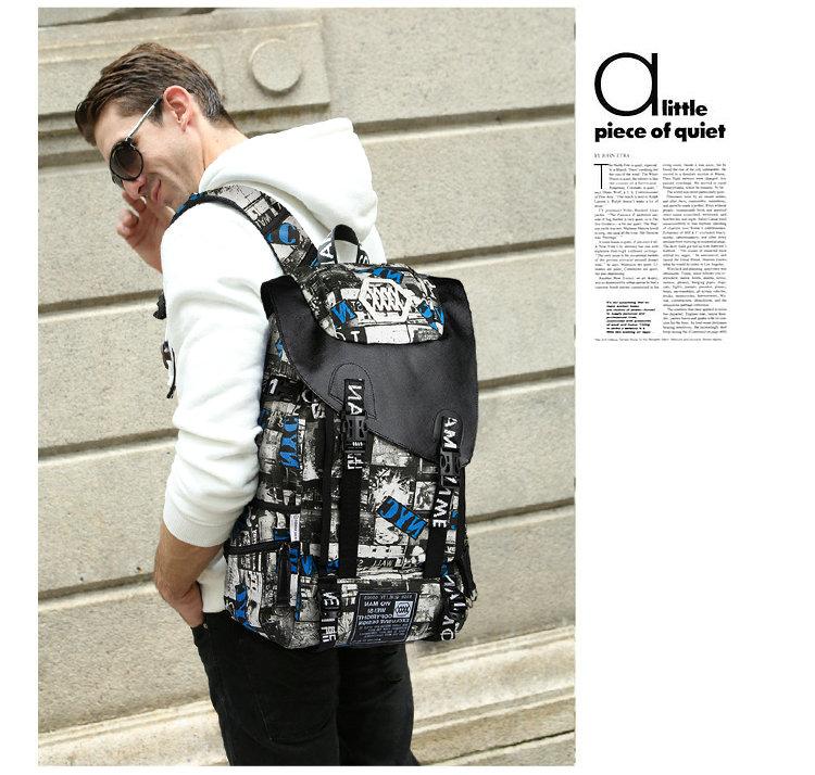 กระเป๋าเป้แฟชั่น Nylon NYC คุณภาพดี (มี 12 แบบ !!!)