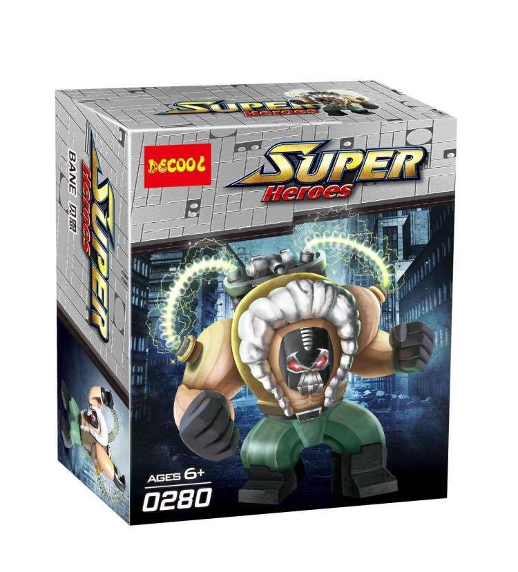 เลโก้จีน Decool.0280 ชุด Bane